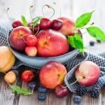 Správna kombinácia ovocia s ostatnými jedlami