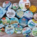 TEST slovenských jogurtov