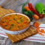 Šošovicová polievka tureckej nevesty