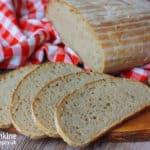 Živý chlebík (kváskový)